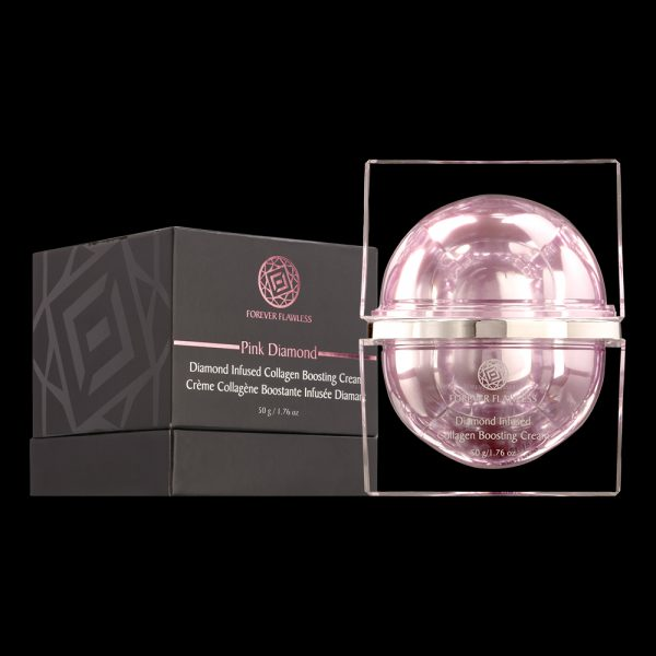 Diamond Infused Collagen Boosting Cream